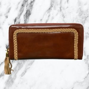 4 for $20 Kimchi Blue Brown Wallet